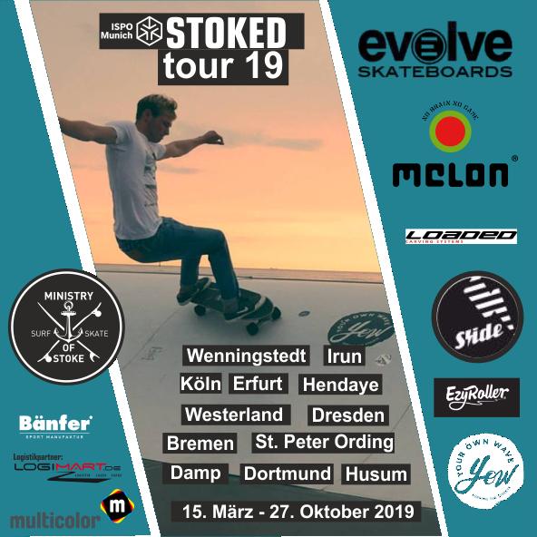 stoked tour 2019